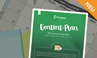 Interface: Content-Plan 2018