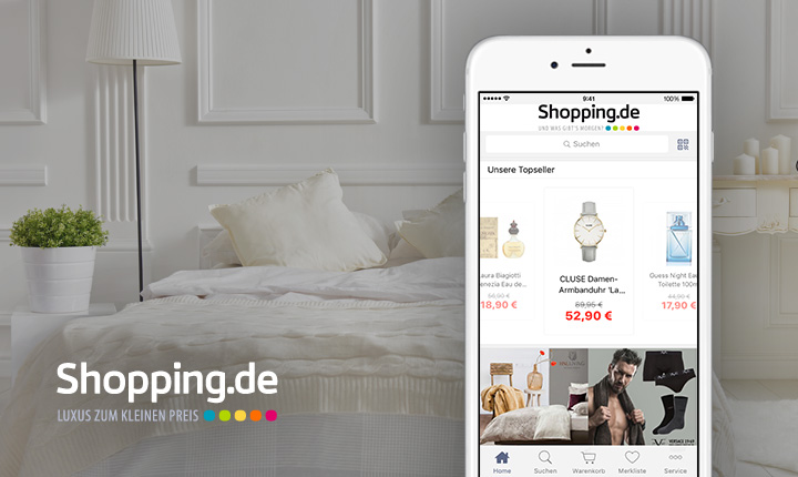 Reference: Shopping.de