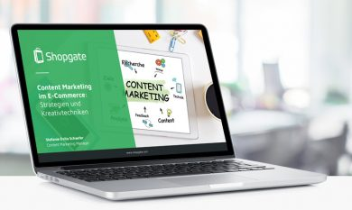 Interface: Content-Marketing im E-Commerce