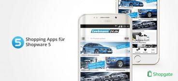 iPhone und iPad Apps für Ihren Shopware Shop