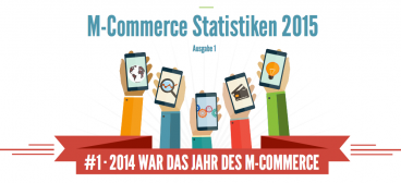 Infografik: M-Commerce Statistiken 2015