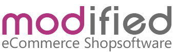 Interface: modified eCommerce