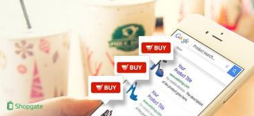 Google plant Kauf-Button in der mobilen Suche