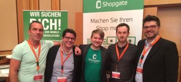 Unser Team auf der Meet Magento 2015 in Leipzig