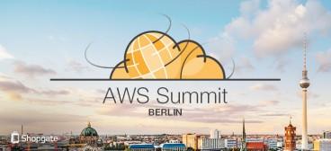 Treffen Sie Shopgate auf dem AWS Summit 2015 in Berlin