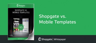 Shopgate vs. Mobile Template