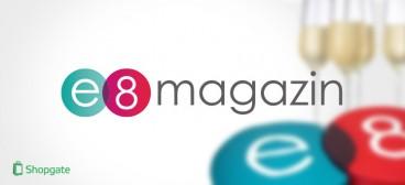 e8 Magazin: Shopgate startet eigenen E-Commerce Blog
