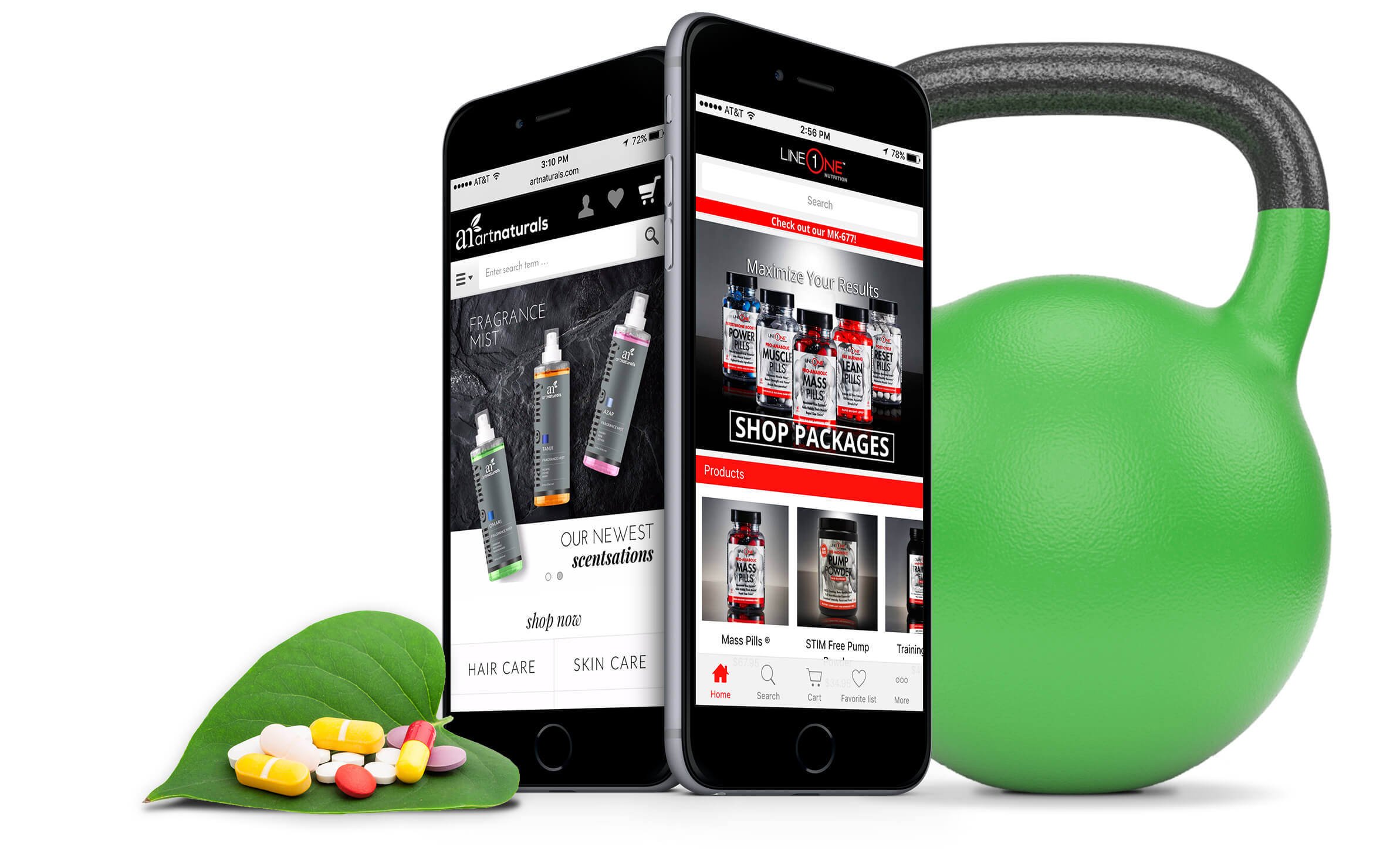 Health and Wellness Mobile App | Shopgate