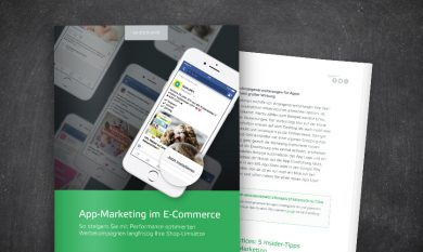 Interface: App-Marketing im E-Commerce