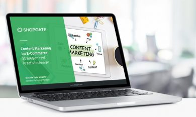 Interface: Content-Marketing im E-Commerce
