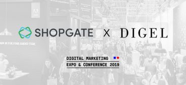 Join Shopgate for a DIGEL Pop-Up at DMEXCO 2019
