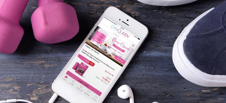 Gymqueen verrät ihr App-Marketing-Geheimnis