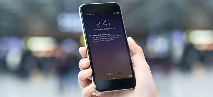 RIS News: Push Notifications: How to Stick the Landing