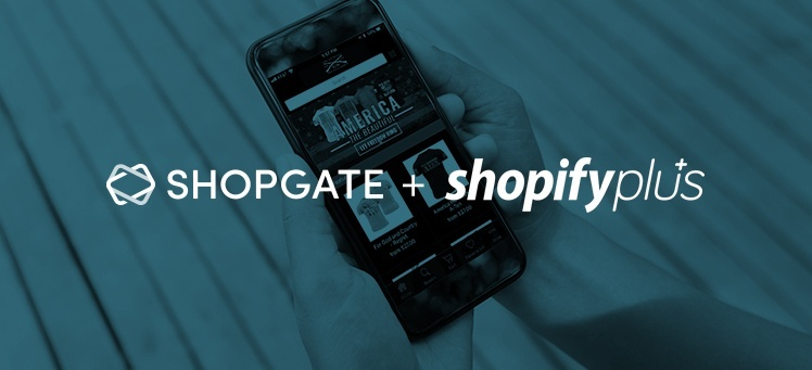 Shopgate Joins Shopify Plus Technology Partnership Program