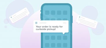 Push Notification & SMS Marketing Examples for Curbside Pickup